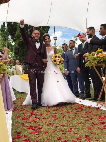 Casamento Amanda&Alan