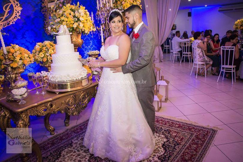 Casamento Cecilia e João