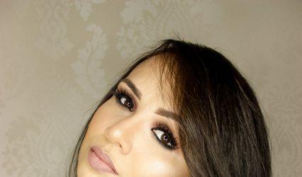 Juli Galvão Makeup 1