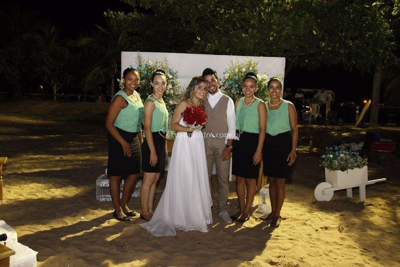 Casamento Praia da Graciosa