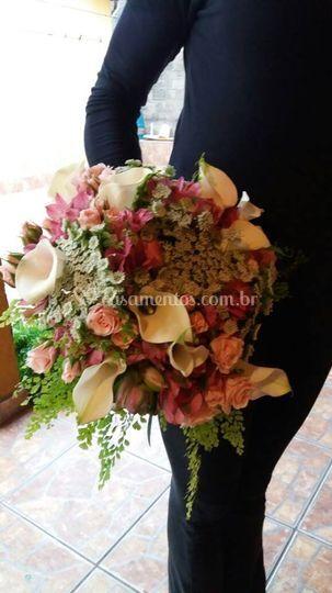 Buque noiva Andrezza