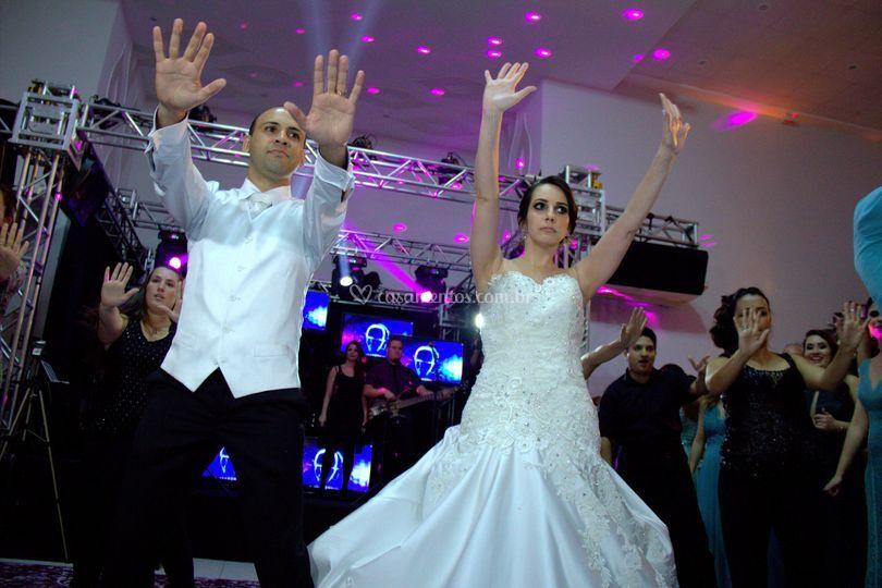 Noivos e Bailarinos
