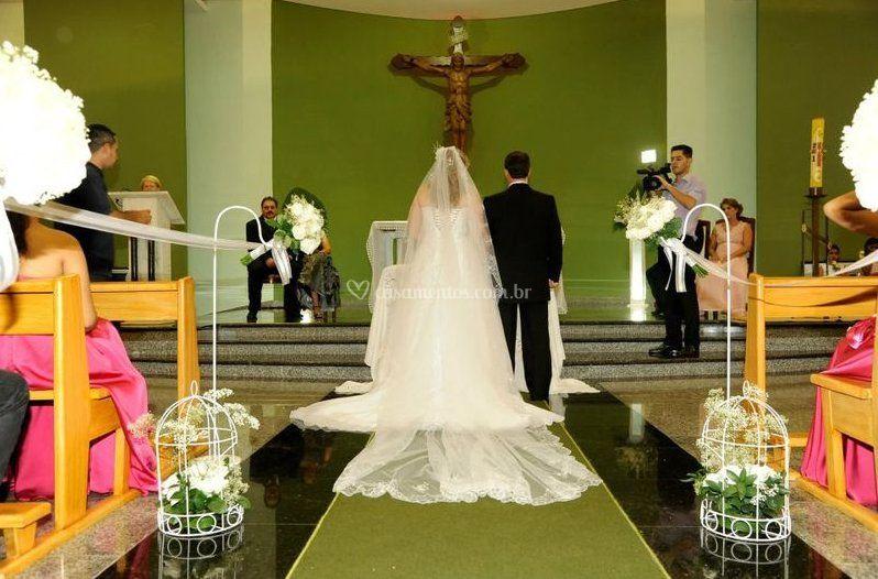 Arranjos para casamento