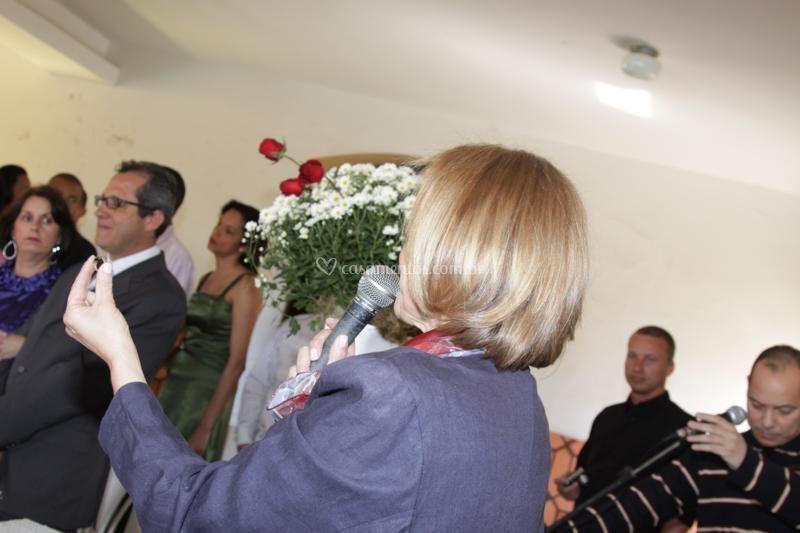 Celebração de casamentos