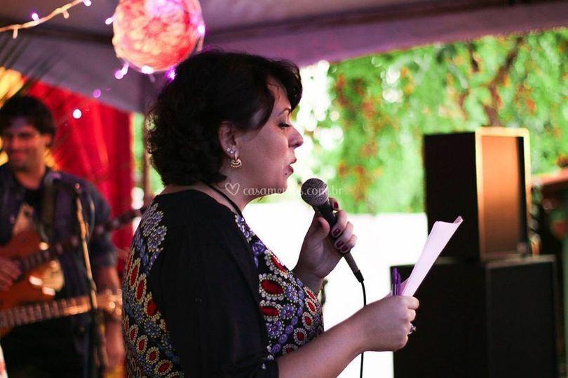 Anna Paula Rossi - Celebrante