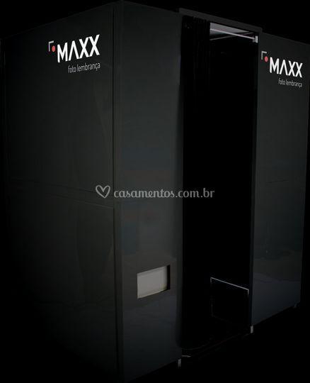 Cabine maxx - 8 convidados