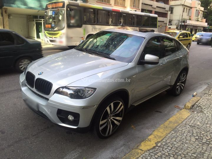 BMW X6 Blindado