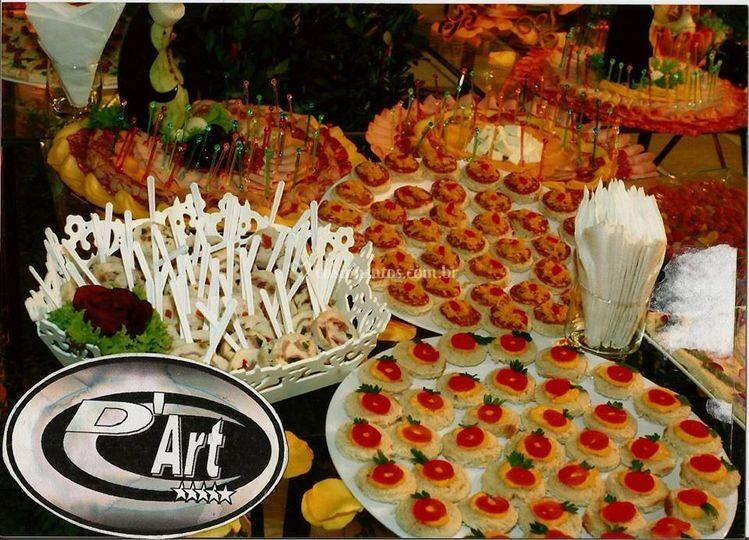 D'Art Buffet