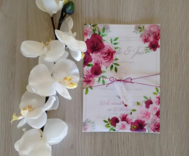 Vegetal marsala+rosé capa