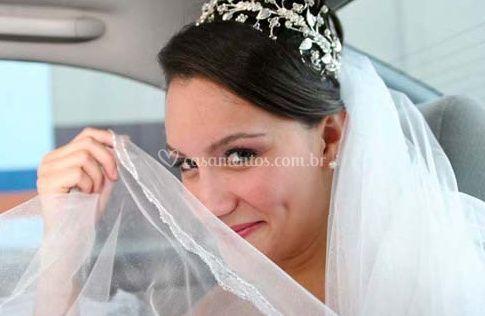 Rosto da noiva