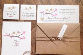 Abelha Design Convites e Papelaria