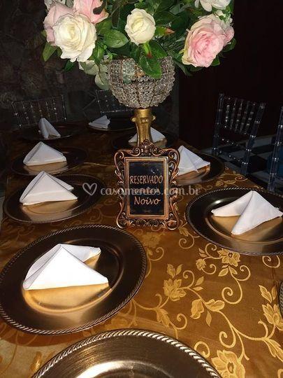 Reserva de mesa