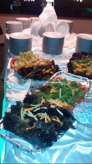 Aparadora de saladas
