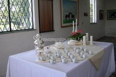 Decoração de mesas