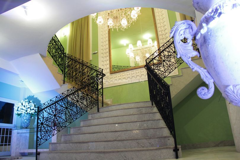 Escada dupla
