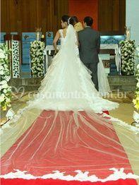Foto da cerimônia