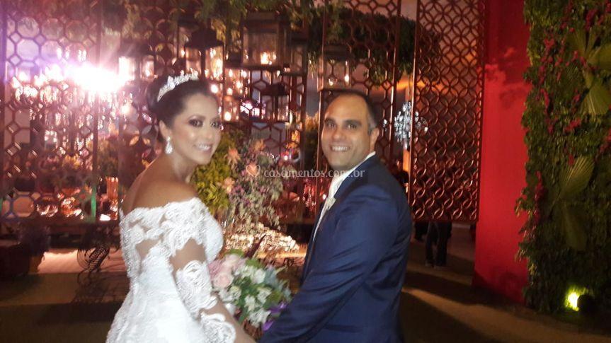 Faydra e Marcelo -GV 24.11.18