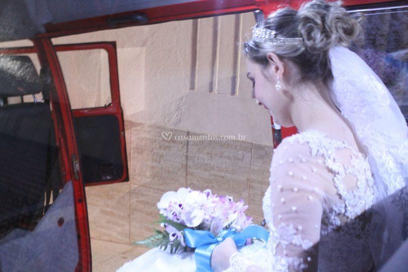 Casamento da Isabela