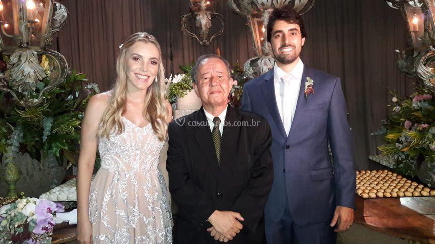 Raphaela e Marcus Caratinga MG