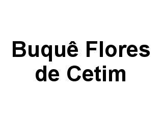 Buque flores de cetim logo