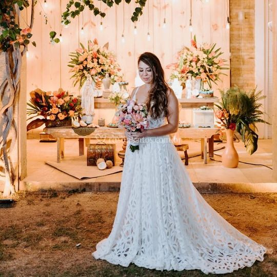 Noiva Thaís