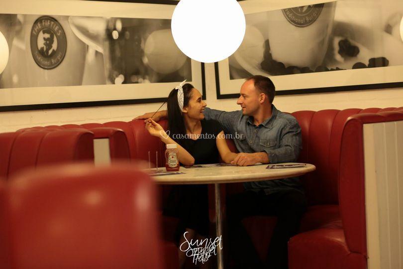 Patricia e Justin