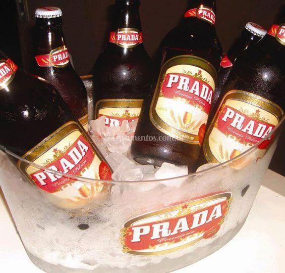 Cervejas prada