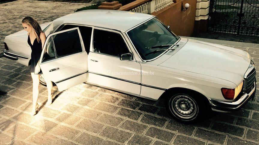 Mercedes 280s 1975
