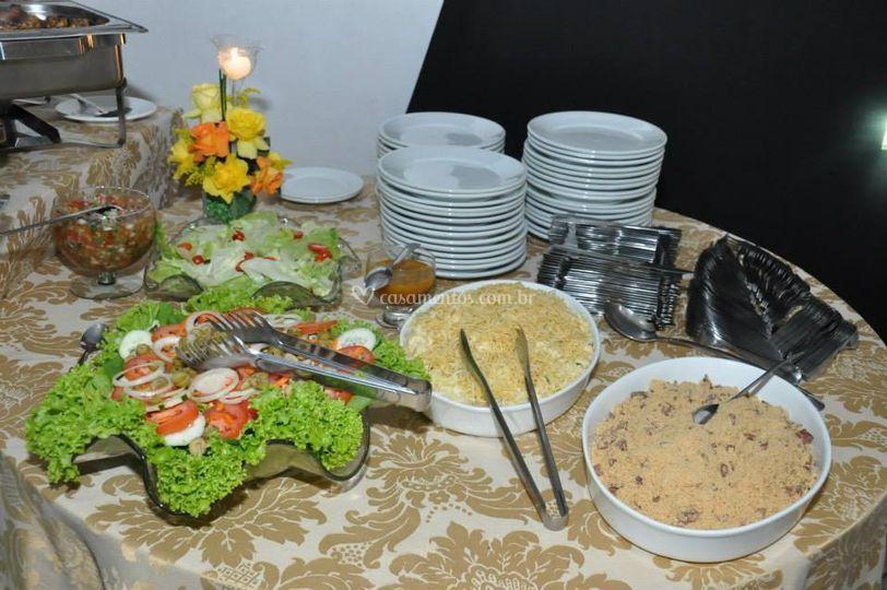 Buffet Triunfo