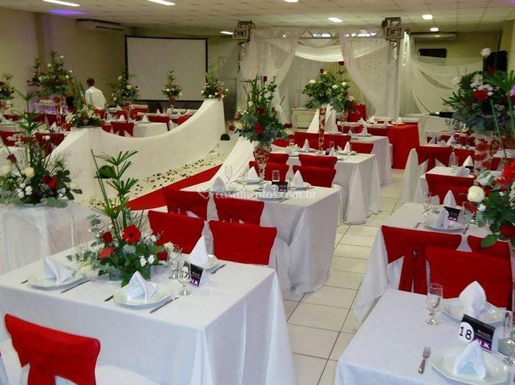 Salão do banquete