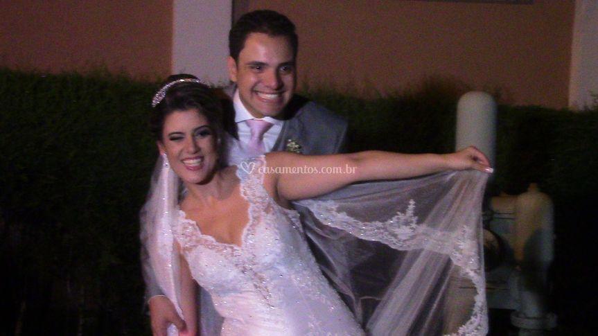 Carlos Mello celebra casamento