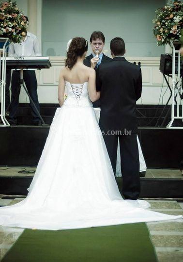 Fotos cerimônia