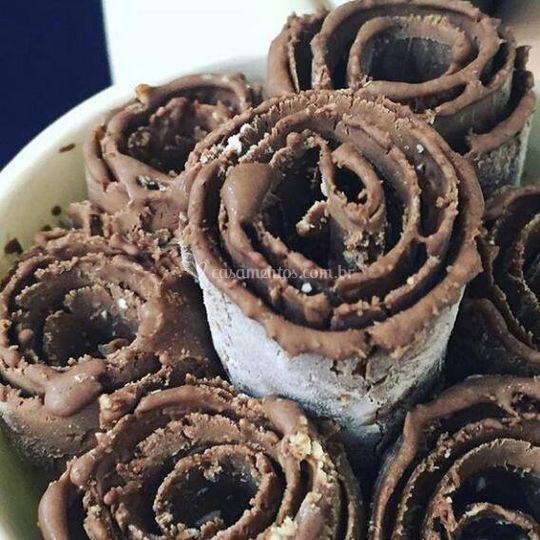 O melhor do chocolate