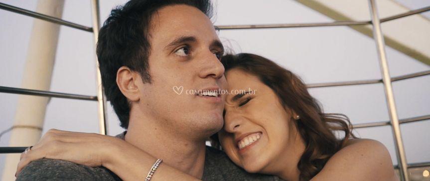 Maíra e Daniel