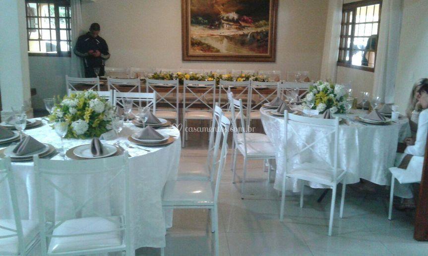 Salão para almoço / jantar