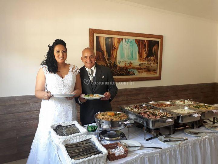 Buffet Churrasco