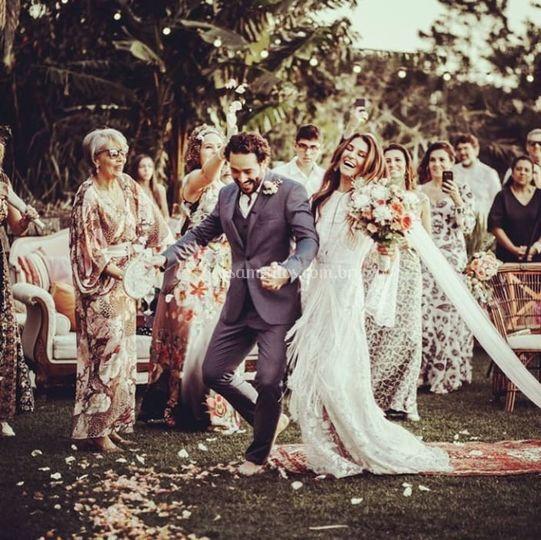 Enfim bem casados
