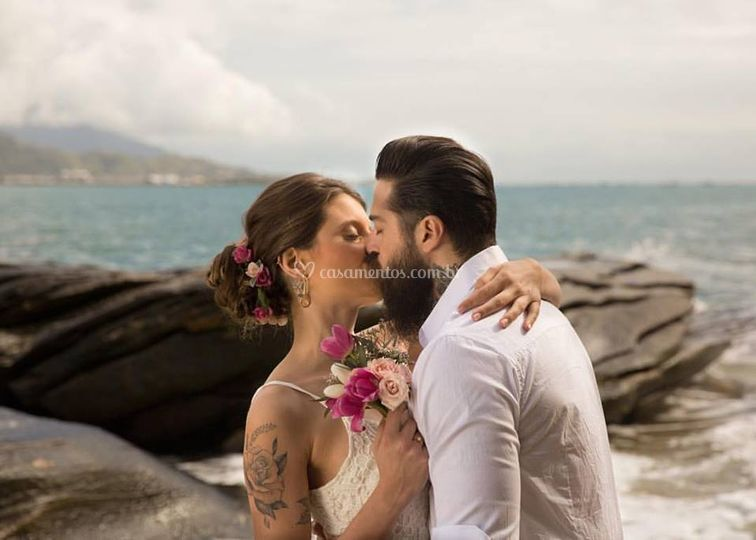 Casamentos pé na areia