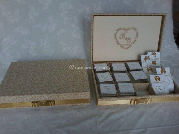 Kit de caixa