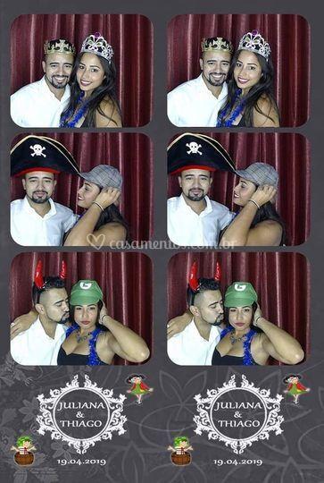Casamento Juliana & Thiago