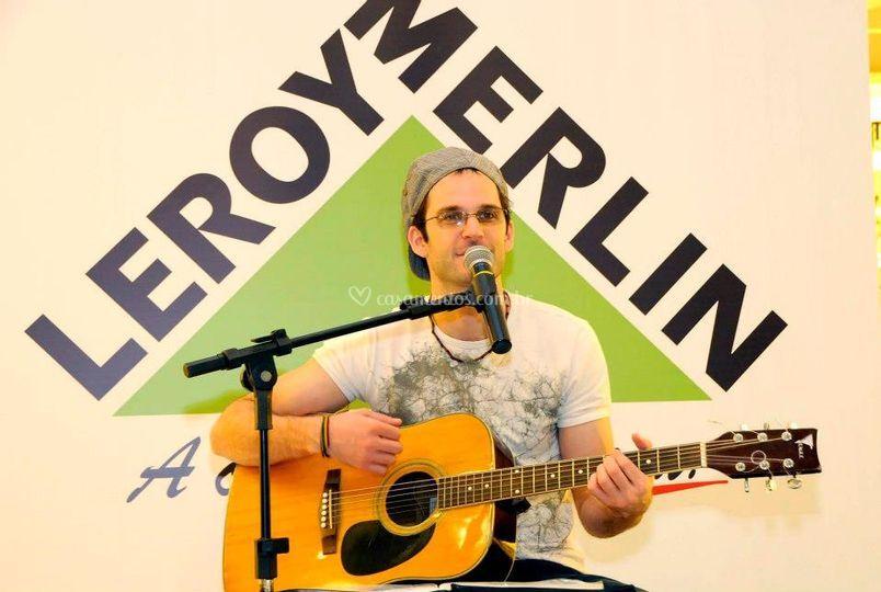 Show para lojas Leroy Merlin