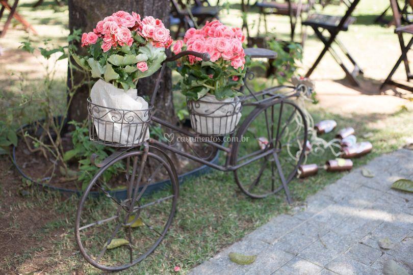 Bicicleta Noivos