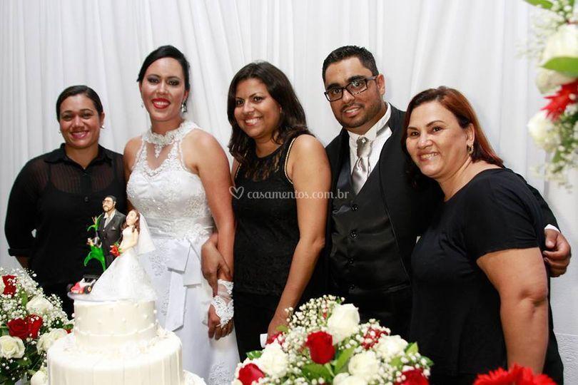 Casamento Roselaine e Bruno