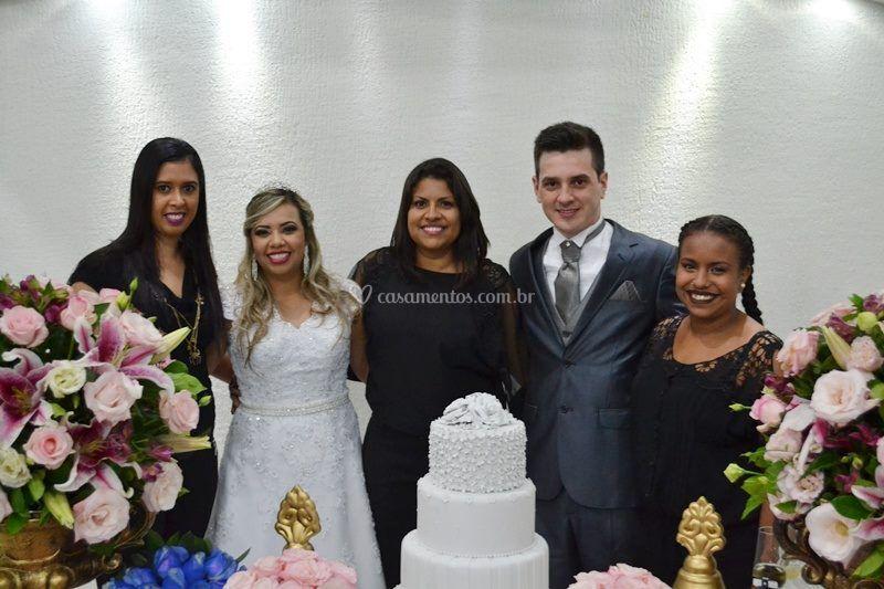 Casamento Jhenifer e Eduardo