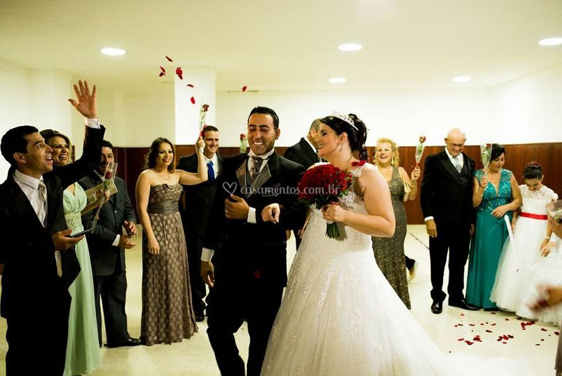 Casamento Thati e Walter
