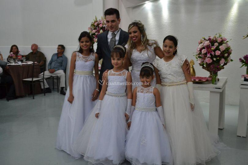 Casamento Jhenifer e Eder