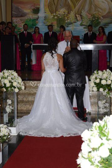 Casamento Rhayse e Ronaldo