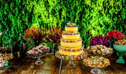 Michelle Brasileiro Dia da Noiva