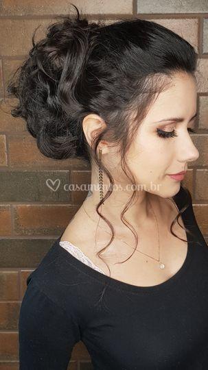 Make e penteado