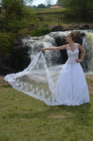Vestido Mônica Lara